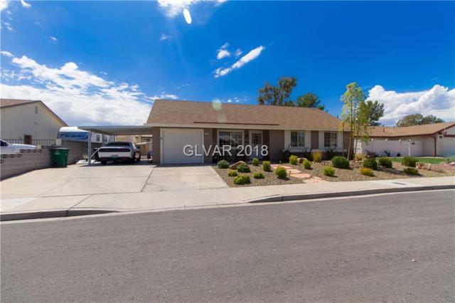 1522 Della, Boulder City, NV 89005 (MLS #2031630) :: Signature Real Estate Group