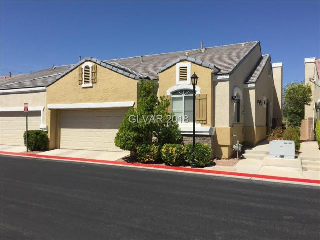 1025 Collingtree #0, Las Vegas, NV 89145 (MLS #2031734) :: Sennes Squier Realty Group