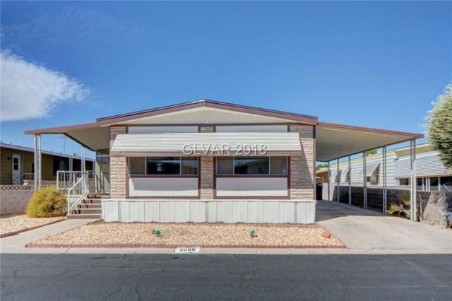 5066 Ridge, Las Vegas, NV 89103 (MLS #2031784) :: The Snyder Group at Keller Williams Realty Las Vegas