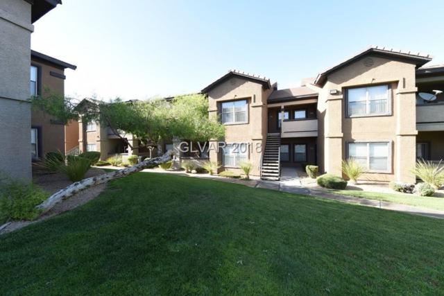 45 Maleena Mesa #1726, Henderson, NV 89074 (MLS #2031802) :: Sennes Squier Realty Group
