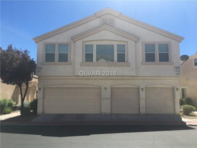 8745 Tomnitz #103, Las Vegas, NV 89178 (MLS #2031847) :: Sennes Squier Realty Group