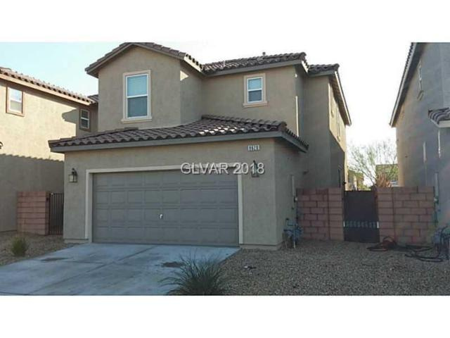 8620 Rowland Bluff Ave, Las Vegas, NV 89130 (MLS #2031890) :: Signature Real Estate Group
