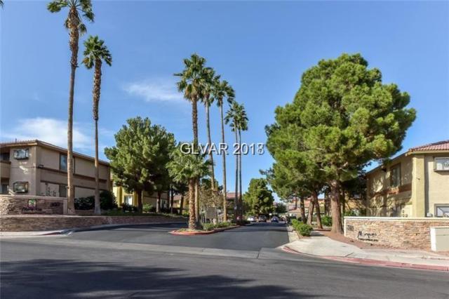 7300 Pirates Cove #2027, Las Vegas, NV 89145 (MLS #2031905) :: Vestuto Realty Group
