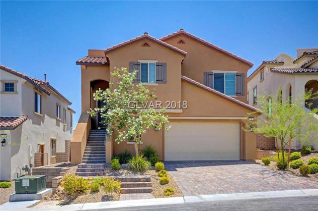 11911 Montanesa, Las Vegas, NV 89138 (MLS #2031923) :: Vestuto Realty Group