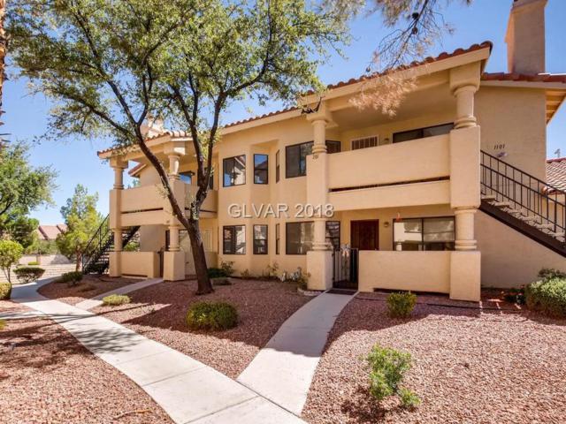 1101 Buffalo #102, Las Vegas, NV 89128 (MLS #2032020) :: The Snyder Group at Keller Williams Realty Las Vegas