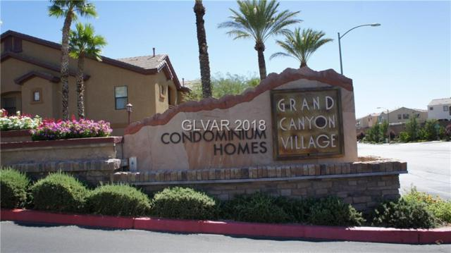 8250 Grand Canyon #1008, Las Vegas, NV 89166 (MLS #2032027) :: The Snyder Group at Keller Williams Marketplace One