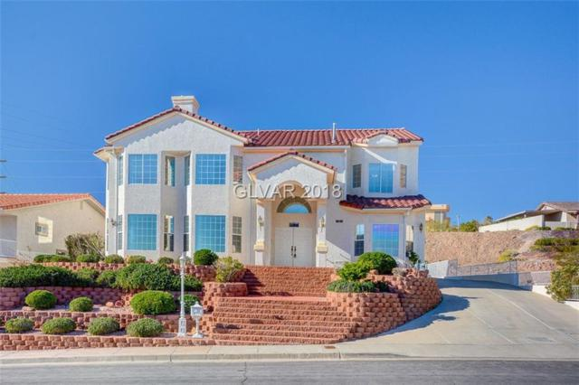 512 Pacifica, Boulder City, NV 89005 (MLS #2032090) :: Signature Real Estate Group