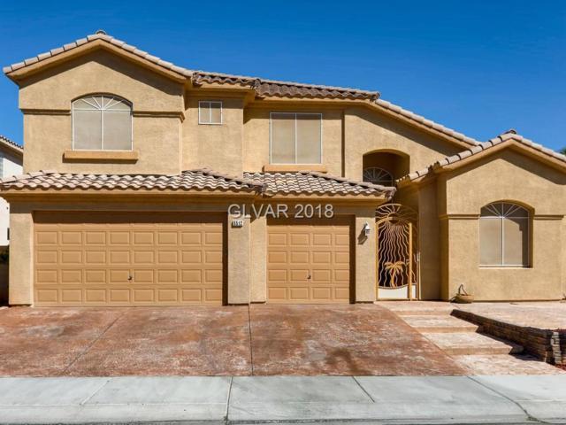 5512 Irish Spring Street, Las Vegas, NV 89149 (MLS #2032091) :: Vestuto Realty Group