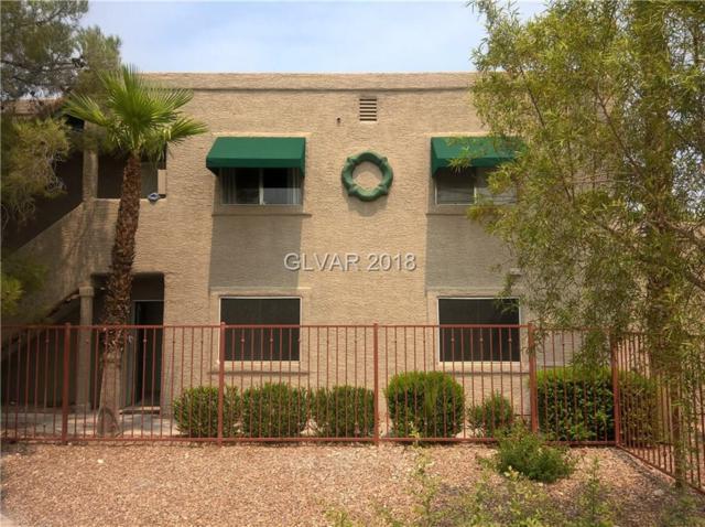6750 Del Rey #167, Las Vegas, NV 89146 (MLS #2032151) :: Vestuto Realty Group