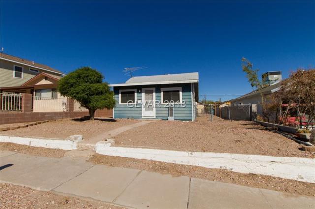 621 L, Boulder City, NV 89005 (MLS #2032200) :: Signature Real Estate Group