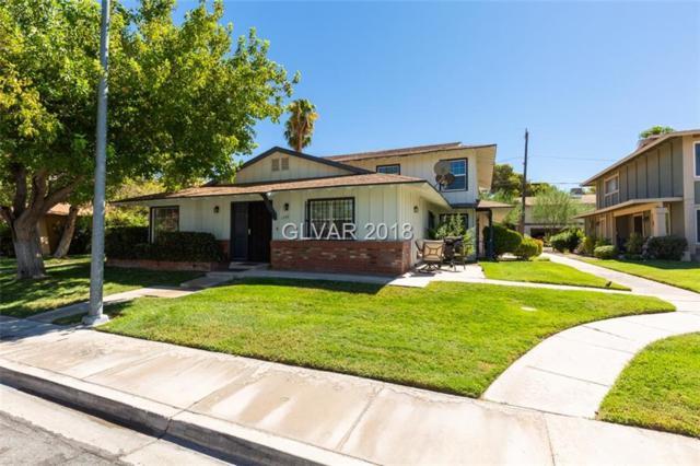 1539 Dorothy #2, Las Vegas, NV 89119 (MLS #2032204) :: Sennes Squier Realty Group