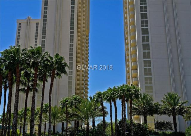 135 Harmon #3418, Las Vegas, NV 89109 (MLS #2032375) :: Vestuto Realty Group
