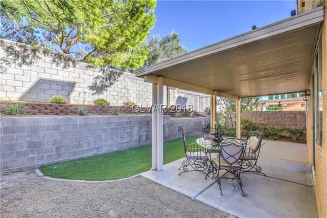 1118 Evening Ridge, Henderson, NV 89052 (MLS #2032394) :: Signature Real Estate Group