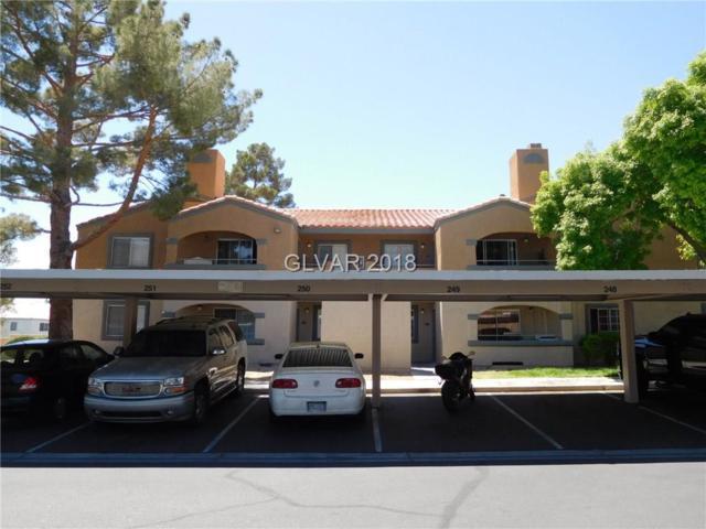 231 Mission Newport #201, Las Vegas, NV 89107 (MLS #2032413) :: Sennes Squier Realty Group