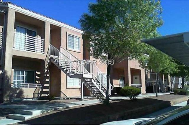 3318 Decatur #1088, Las Vegas, NV 89130 (MLS #2032452) :: Vestuto Realty Group