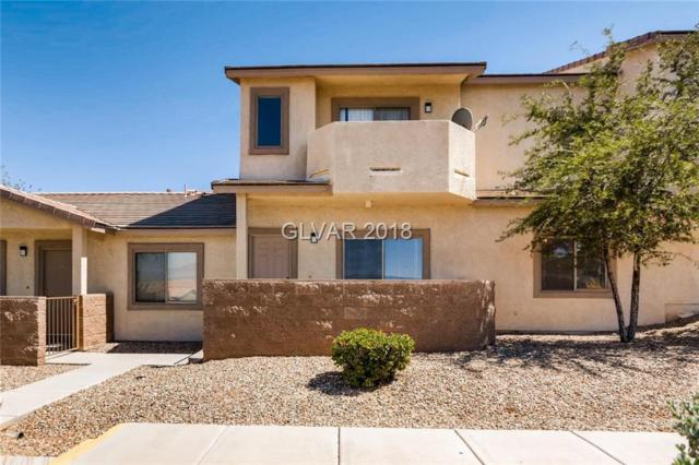 2050 N Los Feliz #169, Las Vegas, NV 89156 (MLS #2032544) :: Trish Nash Team