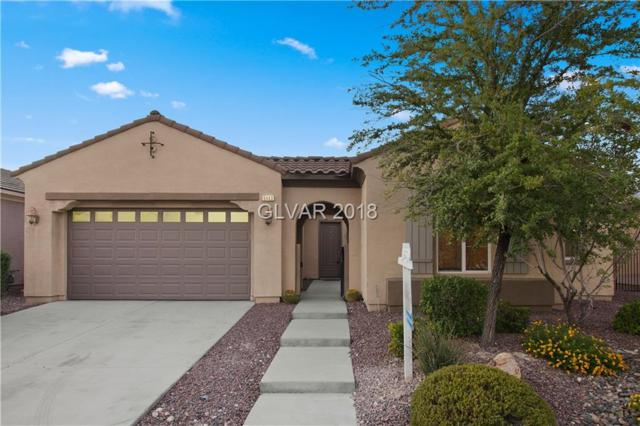 6883 Barred Dove, North Las Vegas, NV 89084 (MLS #2032628) :: Signature Real Estate Group
