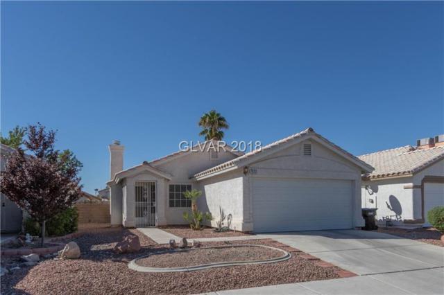 7033 Old Village, Las Vegas, NV 89129 (MLS #2032656) :: Vestuto Realty Group