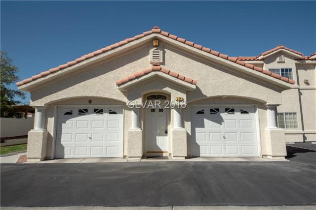 3327 Erva #209, Las Vegas, NV 89117 (MLS #2032714) :: Sennes Squier Realty Group