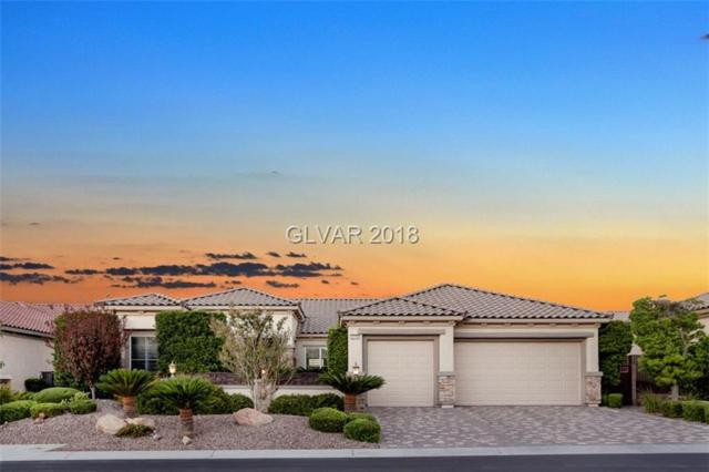 2116 Silent Echoes, Henderson, NV 89044 (MLS #2032722) :: Signature Real Estate Group