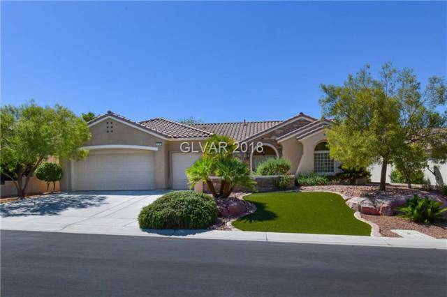 2755 Fort Myer, Henderson, NV 89052 (MLS #2032778) :: Signature Real Estate Group