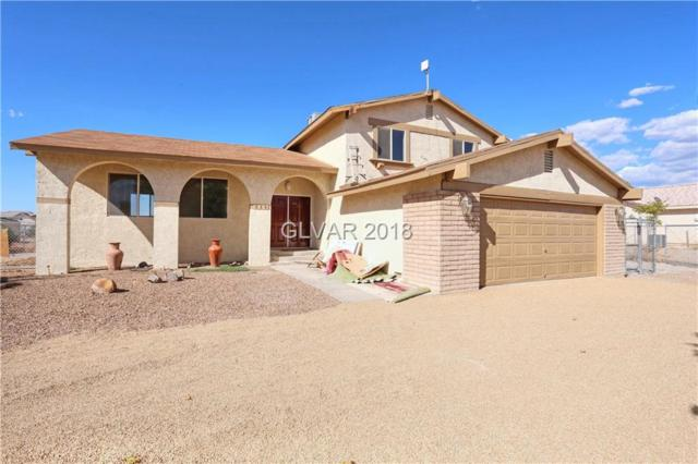 620 Intrepid Street, Pahrump, NV 89048 (MLS #2032825) :: The Machat Group | Five Doors Real Estate