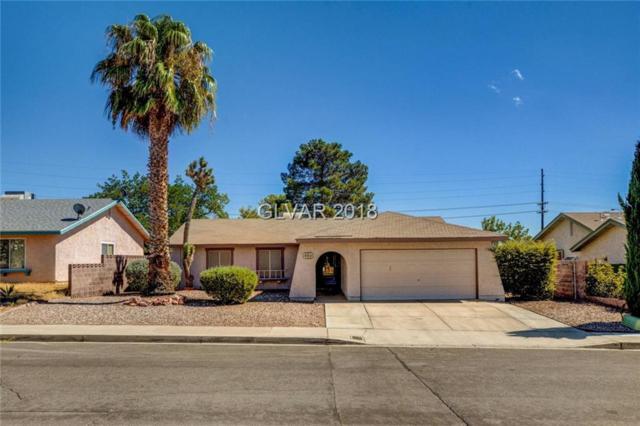 663 Otono, Boulder City, NV 89005 (MLS #2032941) :: Signature Real Estate Group