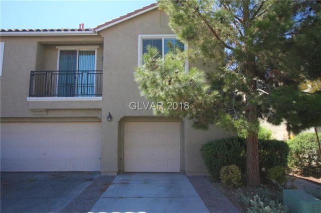 1323 Grass Creek #3, Henderson, NV 89012 (MLS #2032962) :: The Snyder Group at Keller Williams Realty Las Vegas