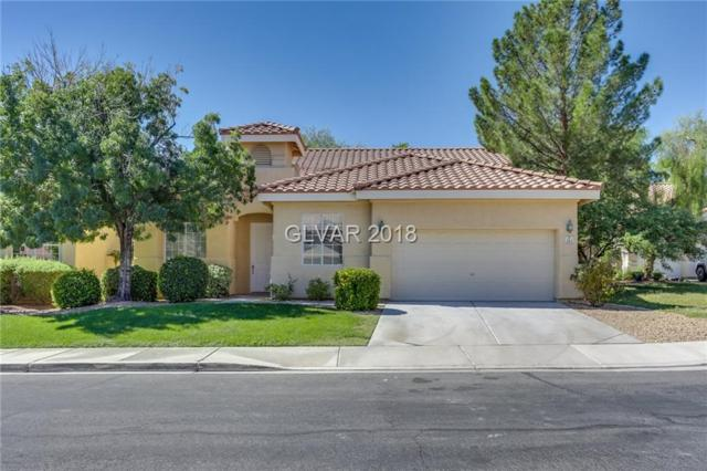 261 Whitewater Village, Henderson, NV 89012 (MLS #2032987) :: Signature Real Estate Group