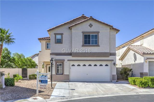 10425 Rising Harbor, Las Vegas, NV 89129 (MLS #2033005) :: Vestuto Realty Group