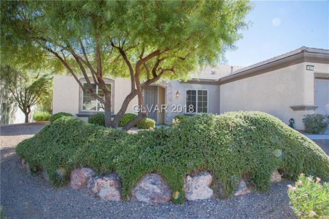 2100 Clearwater Lake, Henderson, NV 89044 (MLS #2033012) :: Signature Real Estate Group
