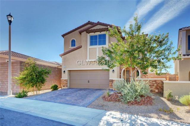1097 Strada Pecei, Henderson, NV 89011 (MLS #2033038) :: The Snyder Group at Keller Williams Realty Las Vegas