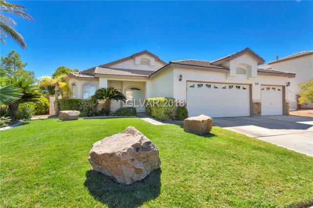 2201 Alanhurst, Henderson, NV 89052 (MLS #2033043) :: Signature Real Estate Group