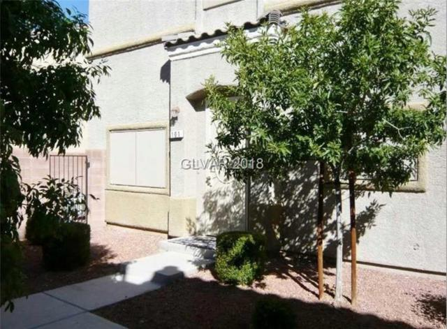 6329 Beige Bluff #101, North Las Vegas, NV 89081 (MLS #2033063) :: Vestuto Realty Group