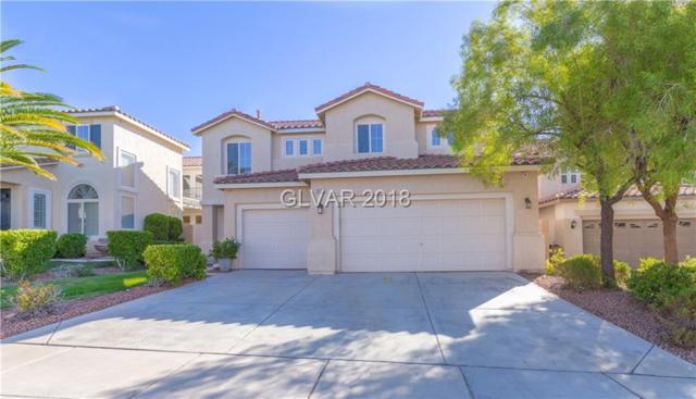 1601 Sabatini, Henderson, NV 89012 (MLS #2033193) :: Signature Real Estate Group