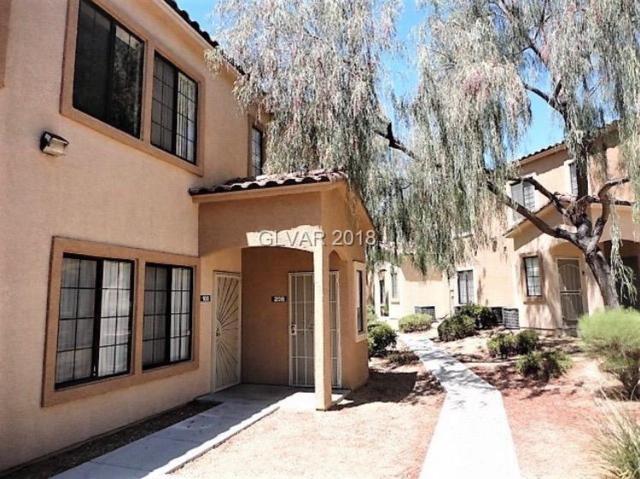 2030 Rancho Lake #208, Las Vegas, NV 89108 (MLS #2033235) :: Vestuto Realty Group