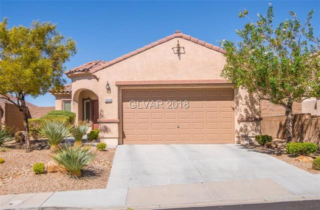 2656 Lochleven, Henderson, NV 89044 (MLS #2033268) :: Signature Real Estate Group