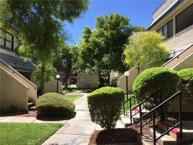 1406 Santa Margarita D, Las Vegas, NV 89146 (MLS #2033269) :: Sennes Squier Realty Group