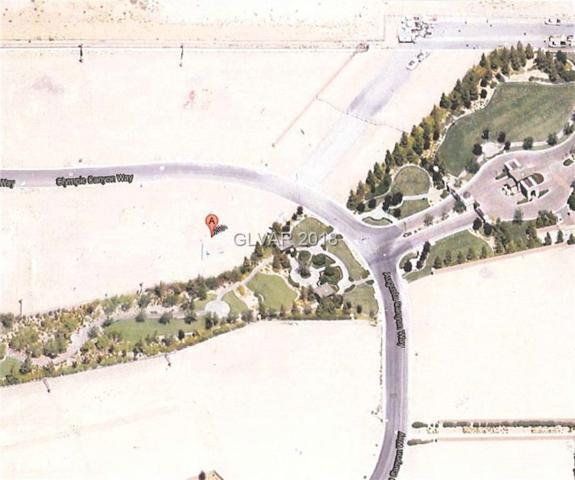 4 Olympia Canyon, Las Vegas, NV 89141 (MLS #2033426) :: Trish Nash Team