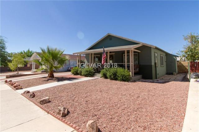 660 H, Boulder City, NV 89005 (MLS #2033515) :: Signature Real Estate Group