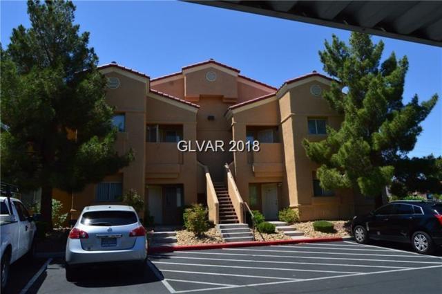 900 Heavenly Hills #210, Las Vegas, NV 89145 (MLS #2033571) :: The Snyder Group at Keller Williams Realty Las Vegas