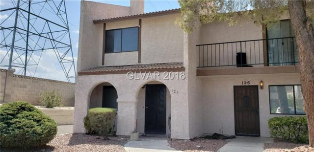 5247 Lisagayle #125, Las Vegas, NV 89103 (MLS #2033582) :: The Snyder Group at Keller Williams Realty Las Vegas