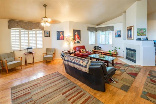 1822 Bogey, Henderson, NV 89074 (MLS #2033710) :: Signature Real Estate Group
