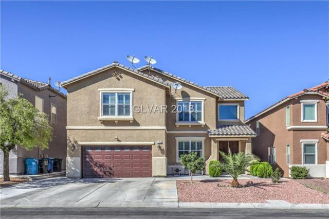 9702 Hawk Cliff, Las Vegas, NV 89148 (MLS #2033720) :: Vestuto Realty Group