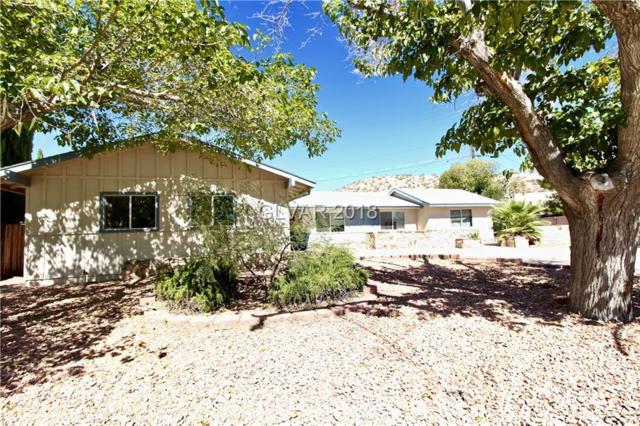 308 La Plata, Boulder City, NV 89005 (MLS #2033919) :: Signature Real Estate Group