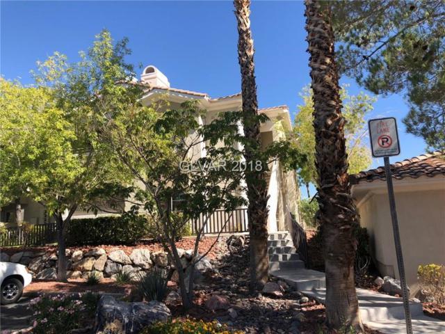 10124 Jacob #203, Las Vegas, NV 89144 (MLS #2033960) :: Sennes Squier Realty Group