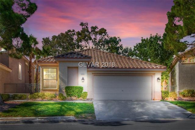 1312 Elk River, Las Vegas, NV 89134 (MLS #2033985) :: Sennes Squier Realty Group