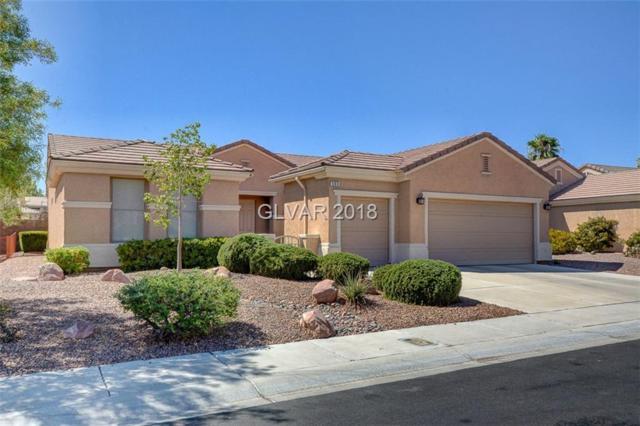 505 Edgefield Ridge, Henderson, NV 89012 (MLS #2034000) :: Signature Real Estate Group