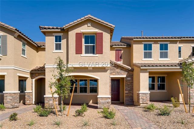 2876 Via Firenze, Henderson, NV 89044 (MLS #2034030) :: Signature Real Estate Group