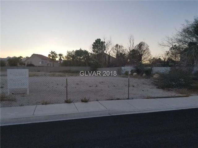 4901 Maverick, Las Vegas, NV 89130 (MLS #2034060) :: Trish Nash Team